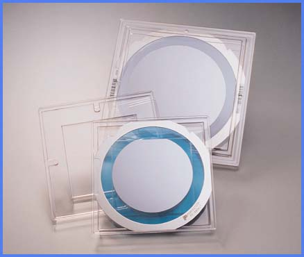 semiconductor Handling - Conductive Wafer Shippers / ESD